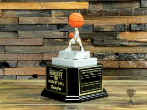 Basketball Bobble Head Trophy