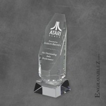 Refraction Crystal Award