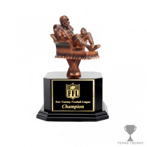Bronze Armchair Quarterback