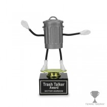 Bendy Trash Talker Trophy