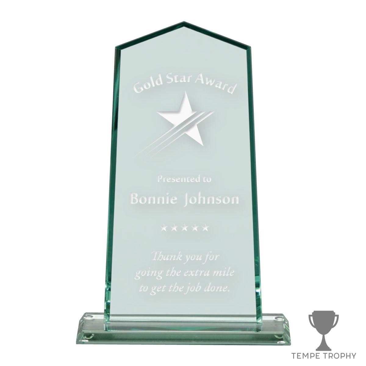 Jade Cascade Gl Award