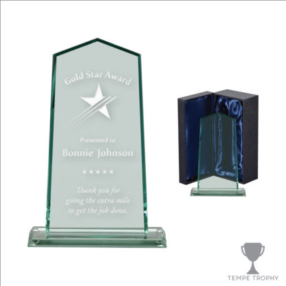 Jade Cascade Glass Award
