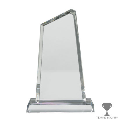 Clear Gem Crystal Award