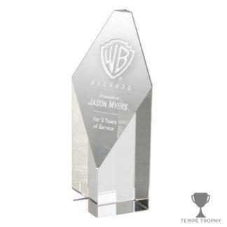 Kryptonite Crystal Award
