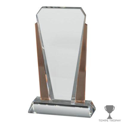 Bethesda Orange Crystal Award