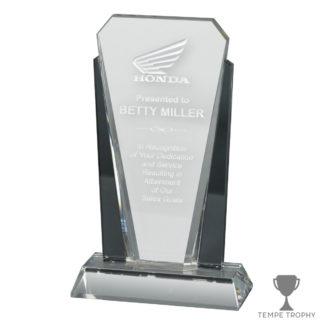 Graphite Bethesda Crystal Award