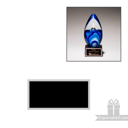 Blue Egg Art Glass Award