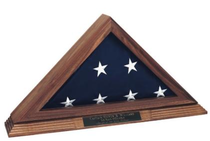 Flag Display Case