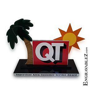 Custom Awards For QT